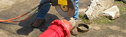 For Water and Street Departments Stanley Hydraulic Tools from Hi-Line Tool Co.
